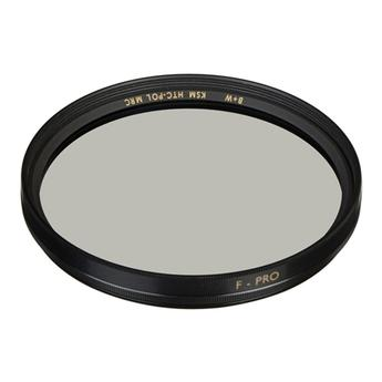 B+W 72mm Kaesemann High Transmission Circular Polarizer MRC Filter
