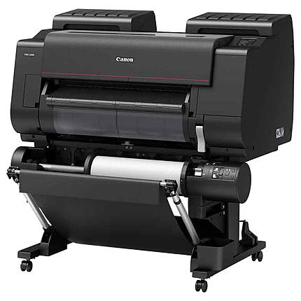 Canon imagePROGRAF PRO-2000 Large Format Printer w/Multifunction Roll System