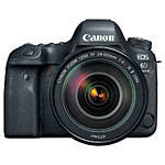 Canon EOS 6D Mark II Digital SLR with EF 24-105mm f/4L IS II USM Lens
