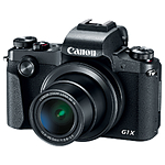 Canon PowerShot G1 X Mark III Digital Camera