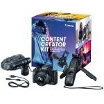 Canon EOS M50 Mark II Mirrorless Camera with 15-45mm Lens Content Creator Ki