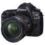Canon EOS 5D Mark IV DSLR with 24-70mm IS USM Lens Kit