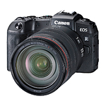 Canon EOS RP Mirrorless Digital Camera with RF24-105mm F4 L IS USM Lens Kit