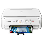 Canon PIXMA TS5120 Wireless All-in-One Inkjet Printer - White