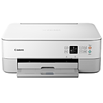 Canon PIXMA TS6420 Wireless Inkjet All-In-One Printer (White)