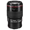 Canon EF 100mm f/2.8L IS USM Macro Lens - Black