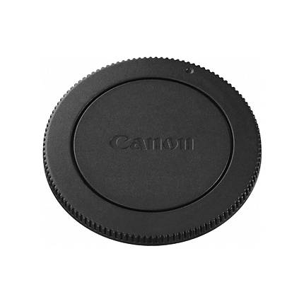 Canon R-F-4 Camera Cover (Body Cap) for EOS Bodies  and  Extension Tube Fronts