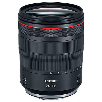 Canon RF24-105mm F/4 L IS USM Lens