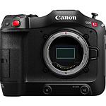 Canon EOS C70 Cinema Camera (RF Lens Mount)