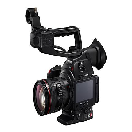 Rental Only - Canon EOS C100 Mark II Cinema EOS w/Dual Pixel CMOS AF (Body)