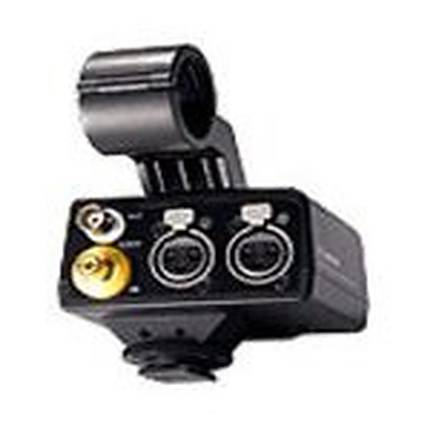 Canon MA-300 Dual XLR Microphone Adapter  and  Holder for GL-2/XL-2 Camcorders