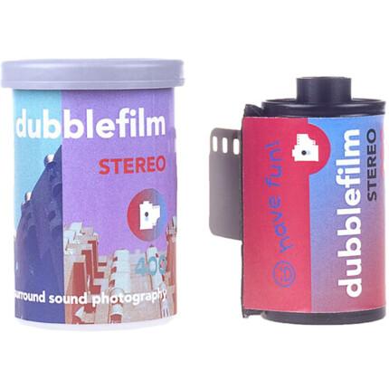 dubblefilm STEREO 400 - 35mm 36 exp