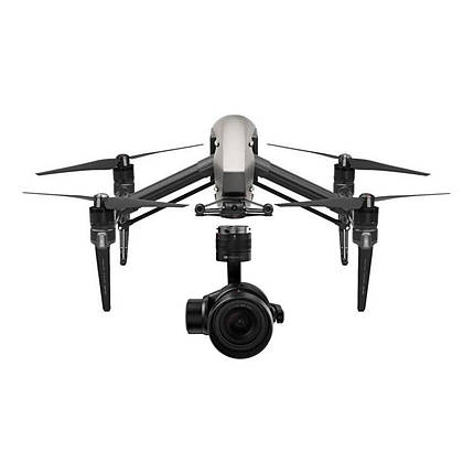 DJI Inspire 2 Premium Combo w/Zenmuse X5S,CinemaDNG  and  Apple ProRes Licenses