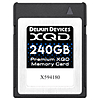 Delkin Devices Premium 240GB XQD Version 2.0 Memory Card 2933X