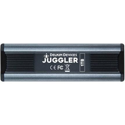 Delkin Juggler USB 3.1 Gen 2 Type-C Portable Cinema SSD 1TB