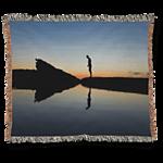 60x50 Woven Photo Throw Blanket