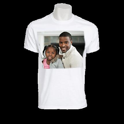 Photo T-Shirt - Adult, Large