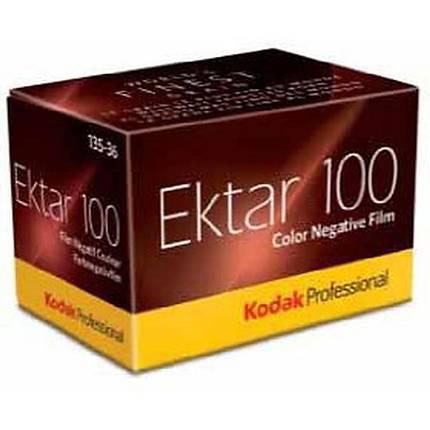 Kodak Ektar 100 135-36 Color Negative Film