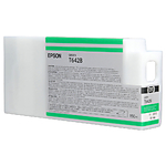 Epson T642 Ultrachrome HDR Green Ink Cartridge
