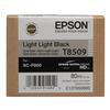 Epson Ultrachrome HD Light Light Black Ink Cartridge for P800 Printer