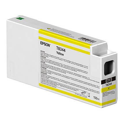 Epson Ultrachrome HD Yellow Ink Cartridge (150 ML)