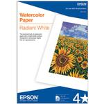 Epson 13x19 Watercolor WH Paper - 20 Sheets