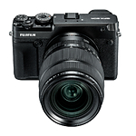 Fujifilm GFX 50R Medium Format Mirrorless Camera with GF32-64mm Lens