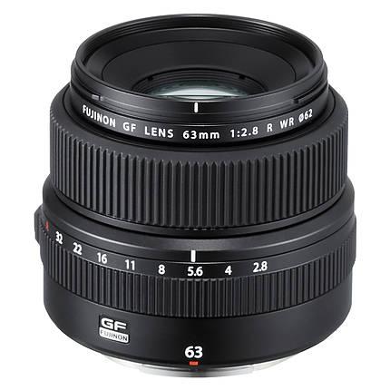 Fujifilm GF63mm F/2.8 R WR Lens