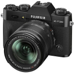 Fujifilm X-T30 II Mirrorless Digital Camera with 18-55mm Lens (Black)