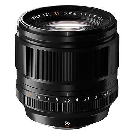 Fujifilm Fujinon XF 56mm f/1.2 R Standard Lens - Black