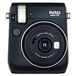 Fujifilm Instax Mini 70 Camera - Midnight Black