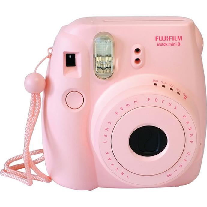 Fujifilm instax mini 8s instant camera