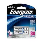 Energizer AAA 2pk 9X Ultimate Lithium Battery L92BP2