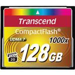 Transcend 128GB 1000x Compact Flash Card