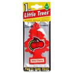 Little Tree Wild Cherry Air Freshner Single Pack