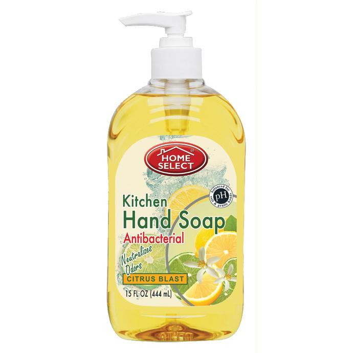 Kitchen Citrus Hand Soap 135oz Antibacterial Lucky Brand Rhuniquephoto: Kitchen Hand Soap At Home Improvement Advice