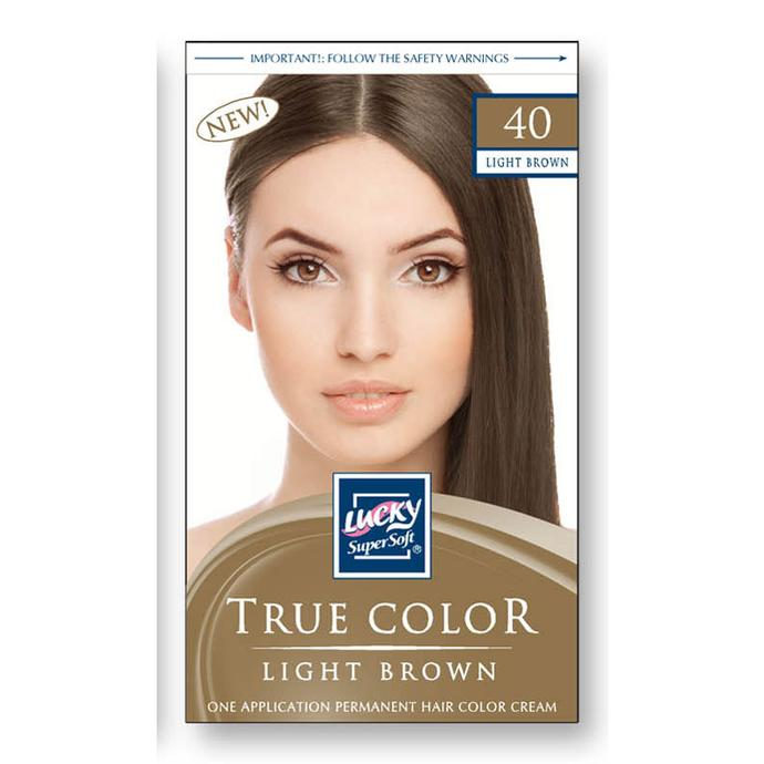 Light Brown Hair Color 40 Convenient Licator Included Lucky Brand Coloring Health Beauty At Unique Photo