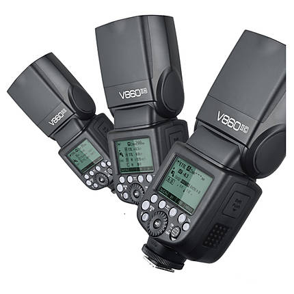 Godox Ving Camera Flash Kit (TTL) with 2.4G Built-In Receiver for Sony