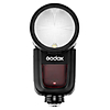 Godox V1 TTL Li-ion Round Head Camera Flash Speedlite for Canon