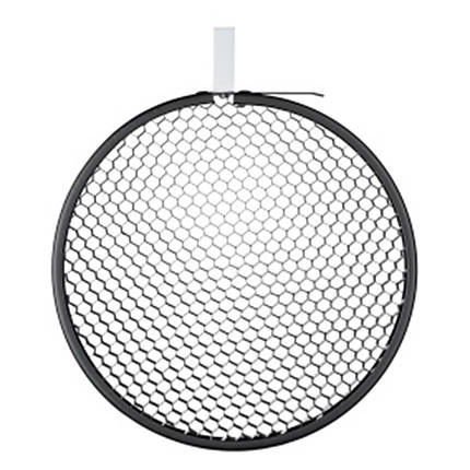 Hensel Honeycomb Grid Round No. 3 for 7 Inch Reflector