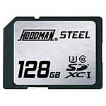 Hoodman STEEL SDXC 128GB UHS-1 Class 10, U3, 4K 90MB/s