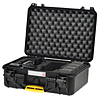 HPRC Watertight/Waterproof Hard-Shell Case for DJI Mavic 2 Pro/Zoom (Black)