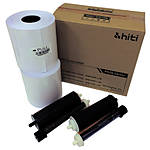 HiTi 5x7 Media for P520/525 Printer (290 sheets/roll, 2 rolls/carton)