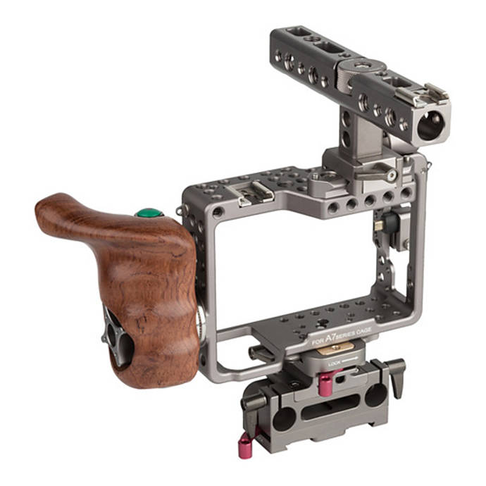Tilta ES-T17-A Handheld Camera Cage Rig for Sony a7,a7II a7S,a7SII ...