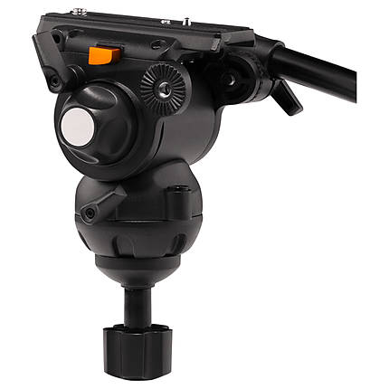 E Image 2 Stage Aluminum Tripod With Gh03 Head Eg03a2 Tripods And