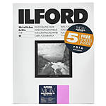 Ilford Multigrade IV RC Deluxe Paper (Glossy, 8x10in, 30 Sheets)