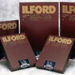 Ilford Multigrade Resin Coated Warmtone Paper (Pearl, 5x7, 100 Sheets)