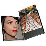 Itoya 16x20 Art Profolio Storage/Display Book 24 Sleeves/48 Images