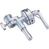 Kupo 4-1/2 Inch Grip Head with 1-1/8 Stud  and  Receiver