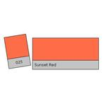 LEE Filters Sunset Red Lighting Effect Gel Filter